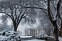 White_House_in_winter_snow