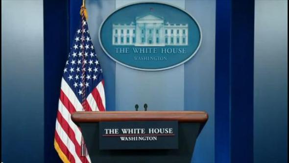 white-house-podium