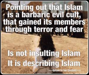 ISLAM IS A SATANIC CULT
